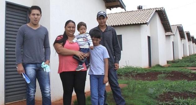 Estado realiza maior entrega habitacional da história de Aral Moreira; 250 casas populares