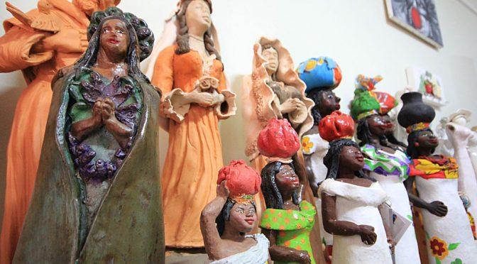 Artesãos de MS participam de Feira Nacional de Artesanato em Belo Horizonte