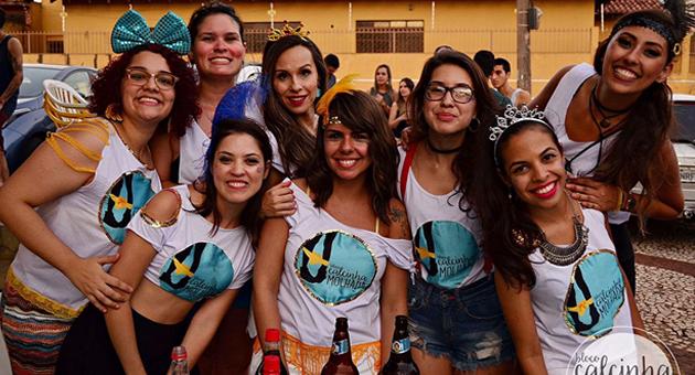 Amigas criam grupo de Carnaval antecipado e agitam final de semana na Capital