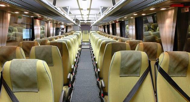 MS lança campanha para alertar sobre a importância do cinto de segurança nos ônibus rodoviários