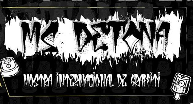 MS Detona! – Mostra Internacional de Graffiti e Street Art começa hoje