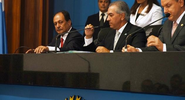 Orçamento de 2017: Reinaldo aposta em gestão estratégica para contornar baixa arrecadação
