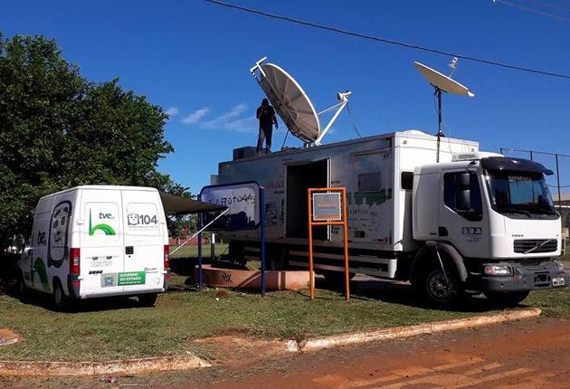 TVE transmitiu a final da Série A do Campeonato Amador do Bairro São Conrado