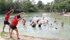 Fundesporte promove dia de recreação em Bonito com atividades para todas as idades