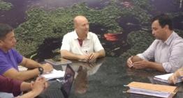 Diretoria da Fundect discute metas e indicadores do Contrato de Gestão 2017