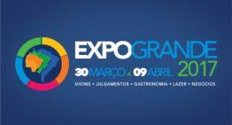 Expogrande 2017: Governo do Estado marca presença pela segunda vez consecutiva na Acrissul