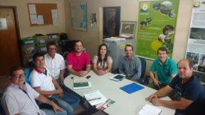 Prefeitura de Jardim participa de avaliação para obter parte do ICMS Ecológico