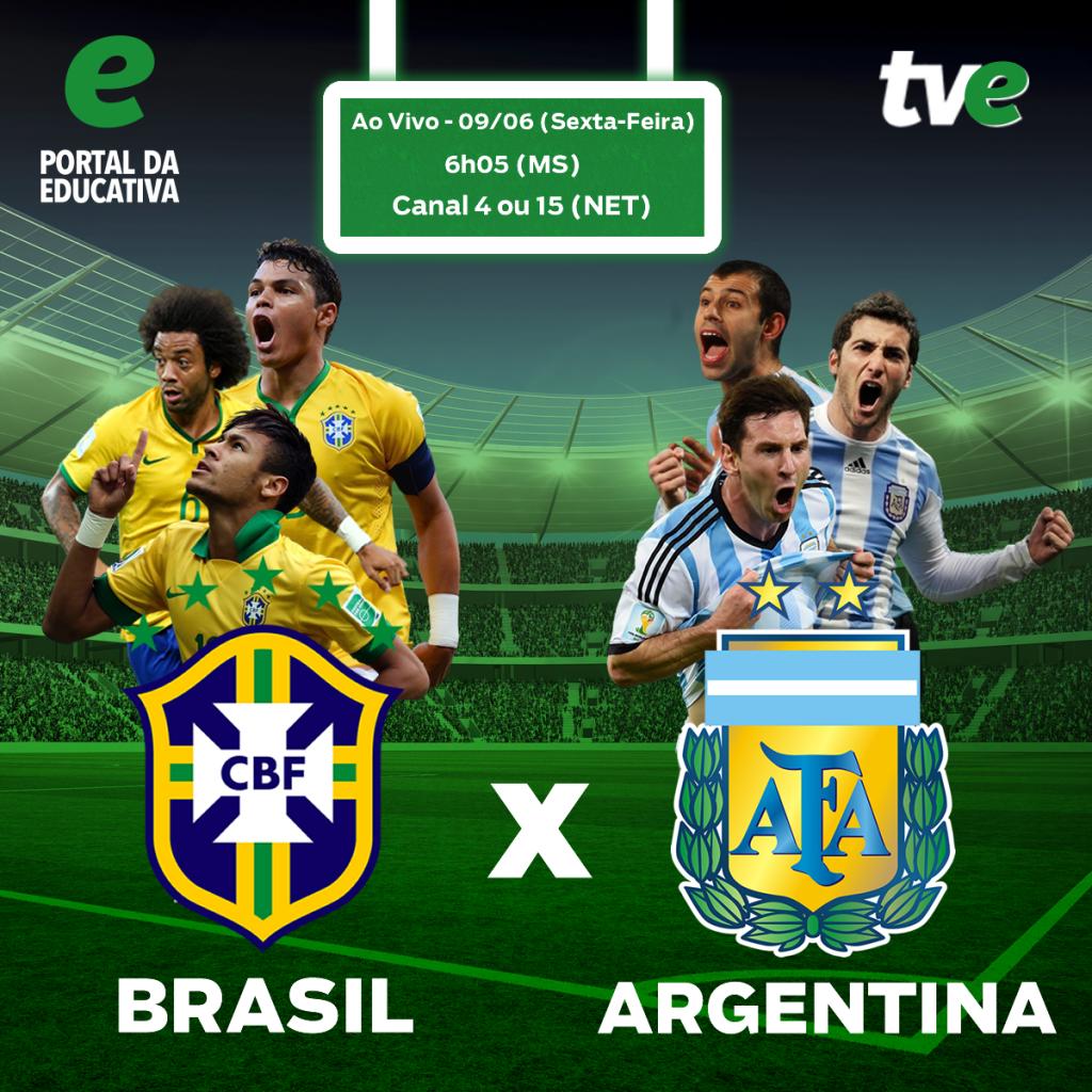 Assistir jogo da argentina