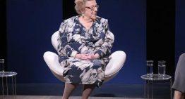 Etty Fraser tem sua história retratada no Persona em Foco
