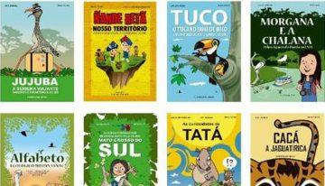 Alunas da Uems lançam livros infantis em alusão aos 40 anos de Mato Grosso do Sul