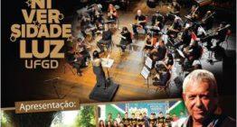 Orquestra UFGD tem concerto especial com participação de Geraldo Espíndola dia 5 de dezembro
