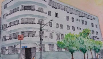 Alunos com altas habilidades inauguram mostra inspirada pela história do Hotel Gaspar