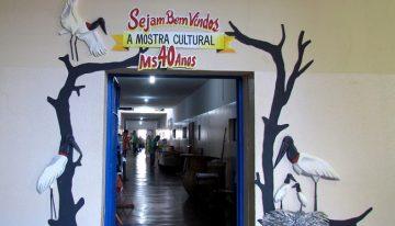 Mostra Cultural em presídios celebra história dos 40 anos de emancipação de MS