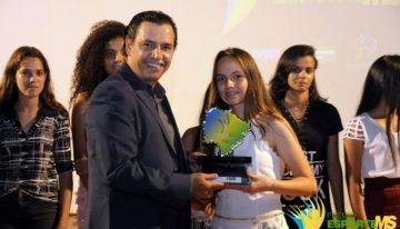 Entrega do prêmio Esporte MS 40 Anos foi de festa e homenagens