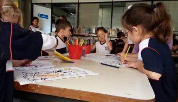 Com várias atividades lúdicas Biblioteca Isaías Paim oferece intensa programação de férias
