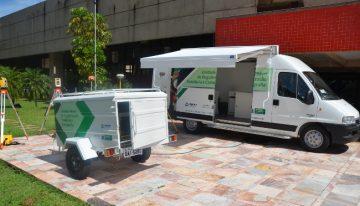 Na Expogrande, Agraer levará unidade móvel para atendimento do CAR