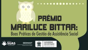 Prêmio Mariluce Bittar recebe inscrições até dia 31 de maio