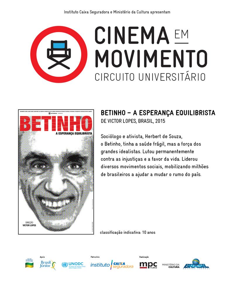Cinema em Movimento traz para Campo Grande obras com tema Direitos ... 870513159470b