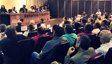 Maratona sobre Reforma Tributária Solidária chega hoje a Campo Grande