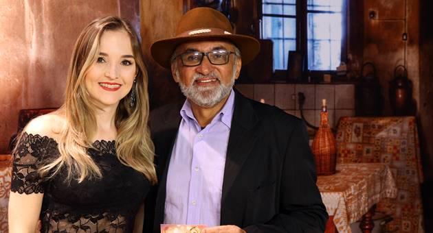 Andreia Rios é atração neste domingo (24) no Show da Terra, da TVE Cultura. (Foto: Daniela Lima)