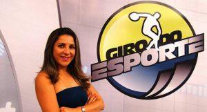 Sob apresentação de Eva Regina, Giro do Esporte vai ao ar às segundas, quartas e sextas-feiras na TVE Cultura. (Foto: Arquivo)
