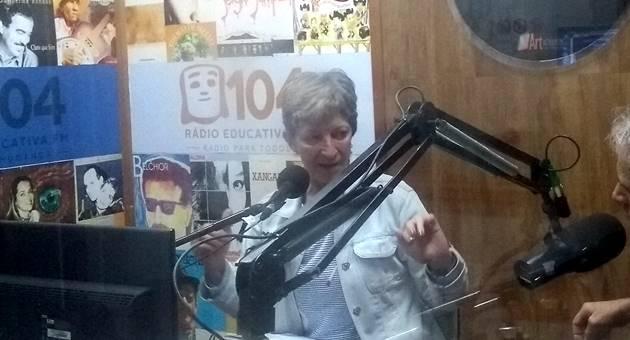 Os Donos da Música vai ao ar às sexta-feiras, das 22h às 24h, na FM 104.7 Educativa. (Foto: Humberto Marques)