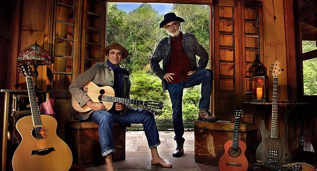 Almir Sater e Renato Teixeira ganharam o Grammy Latino com a obra AR. (Foto: Divulgação)