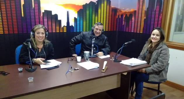 Jacqueline Miranda Fonseca foi a entrevistada do Bom Dia Campo Grande, onde reforçou a importância da vacinação. (Foto: Julia Torrecilha)