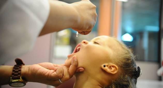 Em Mato Grosso do Sul, meta é imunizar 95% das crianças que integram a faixa para a qual a campanha é focada. (Foto: Agência Brasil/Reprodução)