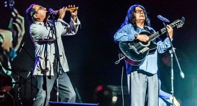 Del Pueblo Del Barrio foi criado em 1980 e gerou expectativas quanto ao surgimento de um autêntico rock andino com o uso de instrumentos típicos. (Foto: Radio Folk Peru/Reprodução)