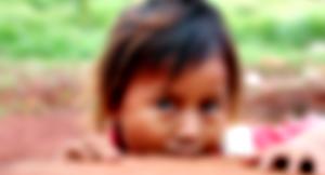 Documentário visa a apresentar a realidade das crianças e jovens guaranis-kaiowás nas aldeias de Dourados. (Foto: Divulgação)