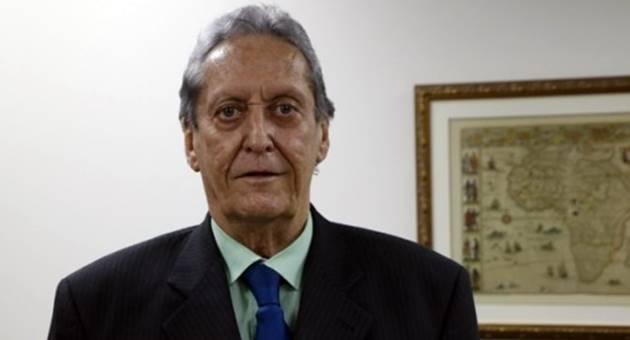 Romero Osme Dias Lopes faleceu na noite desta terã-feira em Campo Grande. (Foto: TJMS/Divulgação)