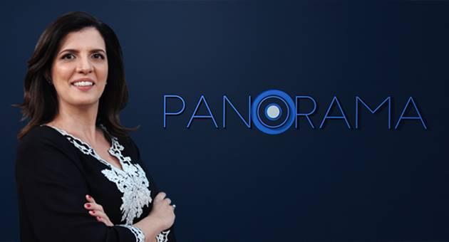 Panorama é mediado pela jornalista Andresa Boni e aborda temas da atualidade com especialistas. (Foto: TV Cultura/Divulgação)