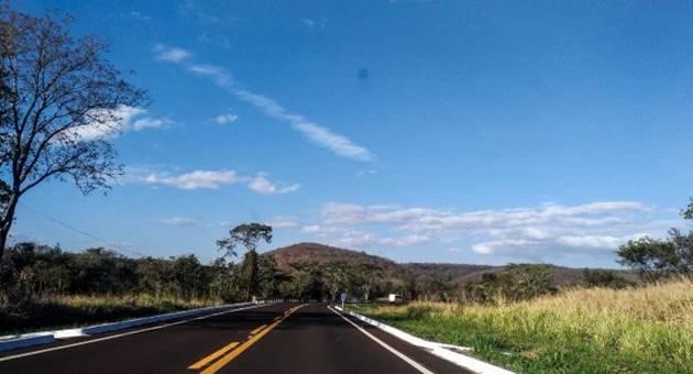 Tempo segue com temperaturas amenas e baixa umidade do ar em Mato Grosso do Sul nesta terça-feira. (Foto: Geone Bernardo/Cemtec)