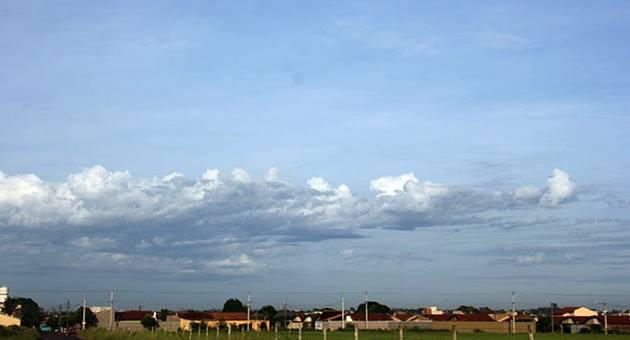 Dia terá céu parcialmente nublado no Pantanal e Sul do Estado; nas demais regiões, sol aparece entre poucas nuvens. (Foto: Chico Ribeiro/Subcom)
