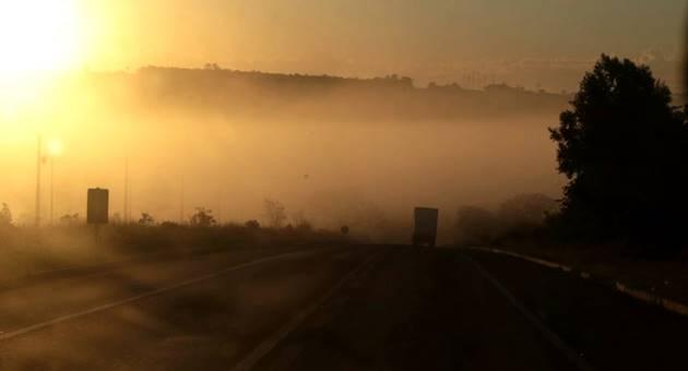 Dia deve registrar queda de temperatura nas regiões Sul e Oeste. (Foto: Denilson Secreta/Subcom)