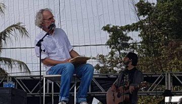 Renato Teixeira faz show gratuito nesta quinta-feira em Dourados