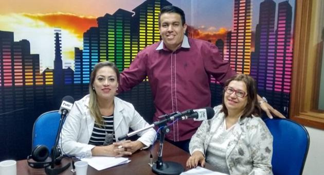 Maria Joana Durben explicou em entrevista ao Bom Dia Campo Grande como devem ser feitas as inscrições para o ProJovem Urbano na Capital. (Foto: Julia Torrecilha)