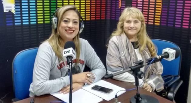 Sylvia Cesco falou sobre o Arraiá da Pestalozzi em entrevista ao Bom Dia Campo Grande. (Foto: Julia Torrecilha)