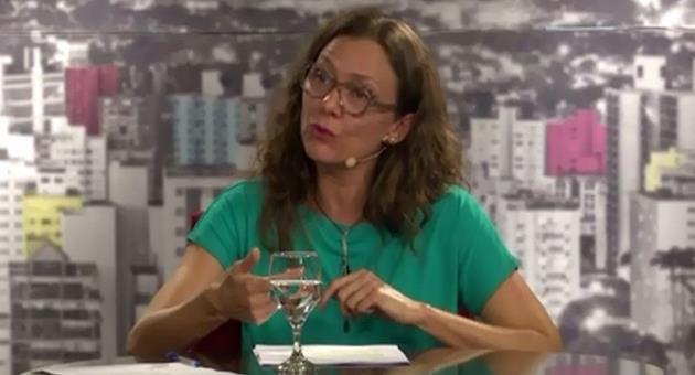 Yara Frateschi é a convidada do Café Filosófico, episódio terá reprise às 22h45 na TVE Cultura. (Foto: Divulgação)