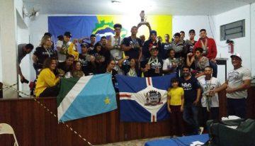 Com 74 medalhas, atletas de Mato Grosso do Sul conquistam 2º lugar no Brasileiro de Luta de Braço