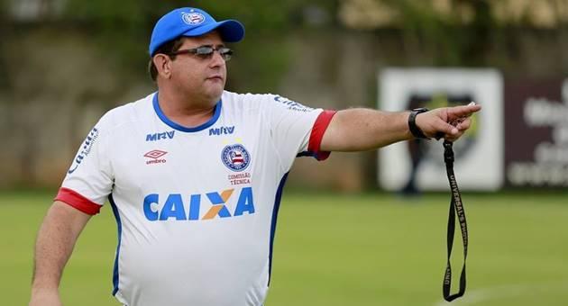 Técnico foi campeão da Copa do Nordeste de 2017 e do Baiano deste ano pelo Esporte Clube Bahia. (Foto: Divulgação)