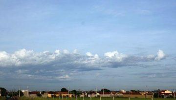 Instabilidade pode provocar chuva nas regiões Sul e Pantaneira do Estado