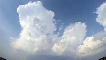 Previsão de chuva para as regiões Sudoeste e Sul de Mato Grosso do Sul