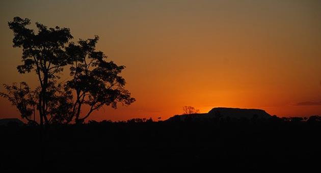 Dia promete ser de tempo firme no Estado, sem previsão de chuva. (Foto: Visit MS/Divulgação)
