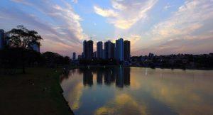 Capital terá máxima de 34ºC ao longo do dia, que deve ser de tempo seco. (Foto: Edemir Rodrigues/Subcom)