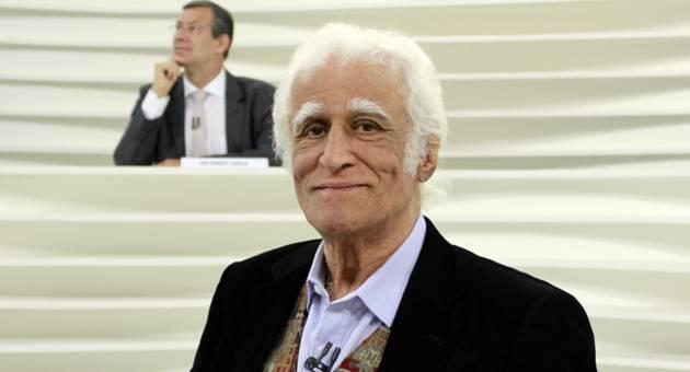 Entrevista do Roda Viva com Ziraldo vai ao ar nesta segunda-feira (6) na TVE Cultura. (Foto: TV Cultura/Divulgação)