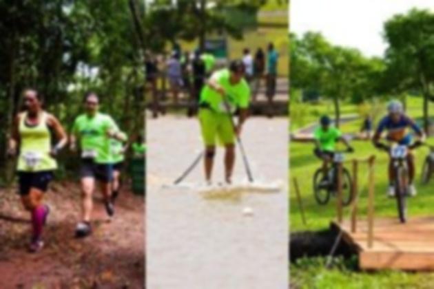 Jogos Radicais Urbanos terão sua segunda edição realizada entre 12 e 14 de outubro em Campo Grande. (Imagens: Divulgação)