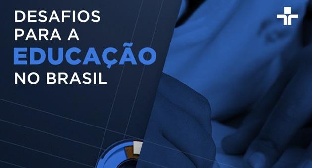 Panorama discute a Educação nesta segunda-feira (3); programa vai ao ar às 11h30 na TVE Cultura. (Foto: Divulgação)