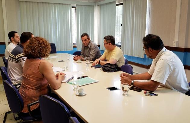 Reunião do Conselho de Programação da Educativa UFMS FM foi realizada na quarta-feira, na reitoria da universidade. (Foto: Divulgação)